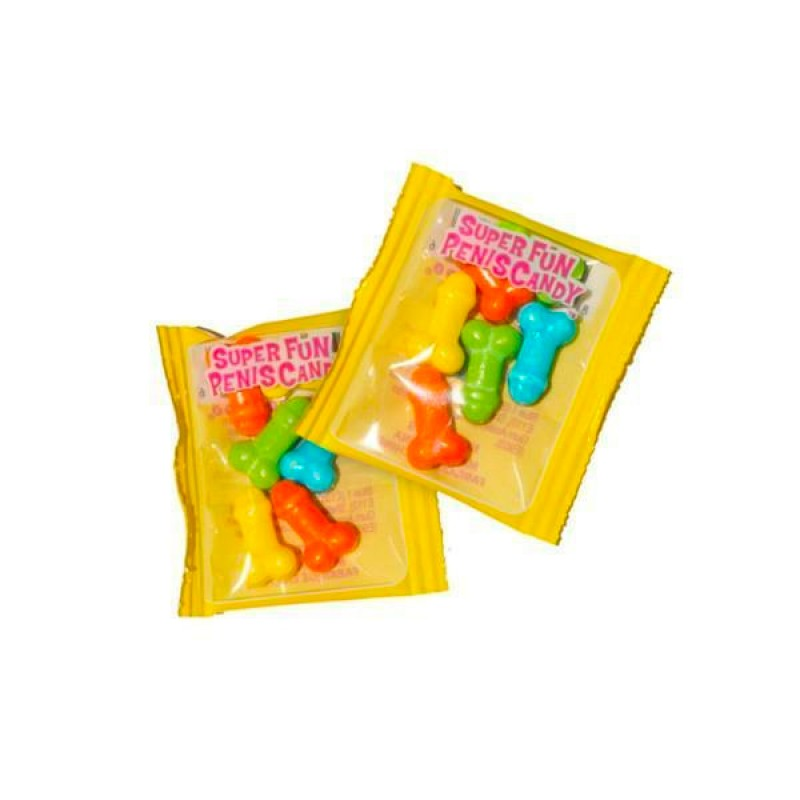 美國超攪笑陽具型糖