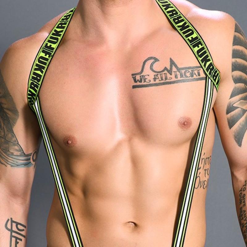 美國 Andrew Christian FUKR Clip 胸帶