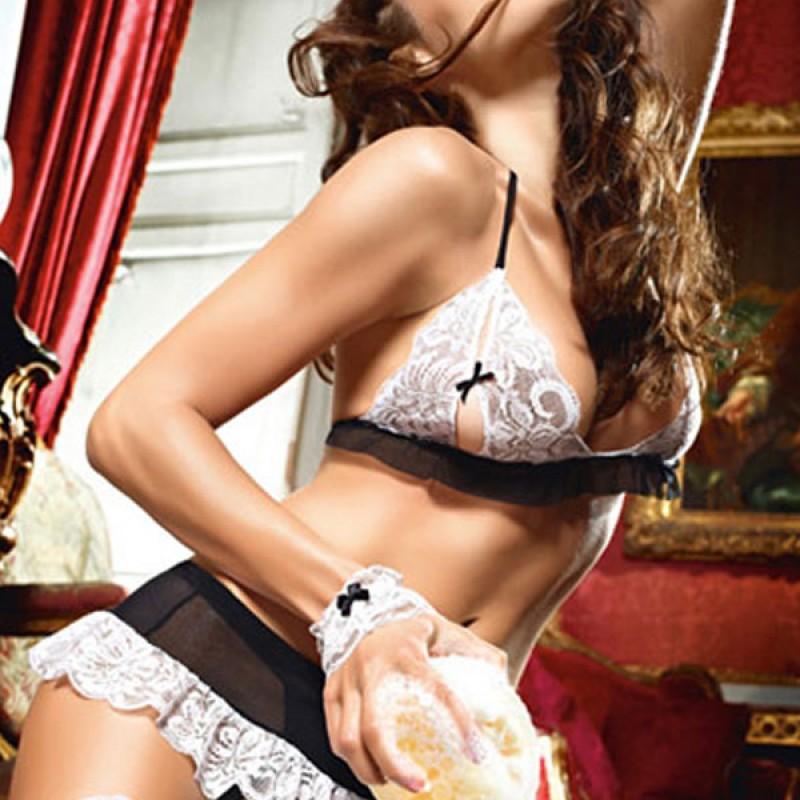 性感法式女僕