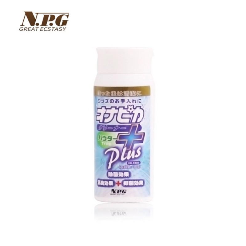 日本 NPG 名器證明 飛機杯 專用保養粉
