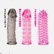 陰莖增長增粗套