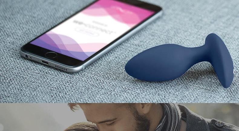 加拿大 We-Vibe DITTO Apps 智能控制後庭震動器