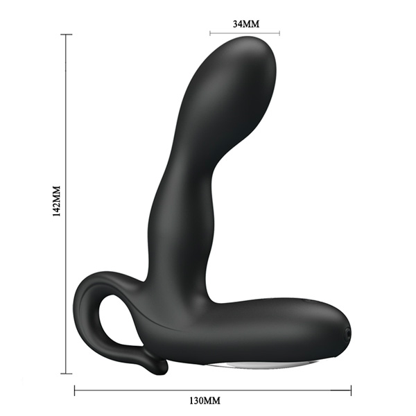 Pretty Love Barrack USB Rechargeable Prostate and Perineum Stimulator