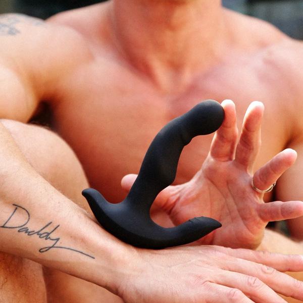 Master Series Prostatic Play Pro-Rim 旋轉磁珠 旋轉震動前列腺按摩器