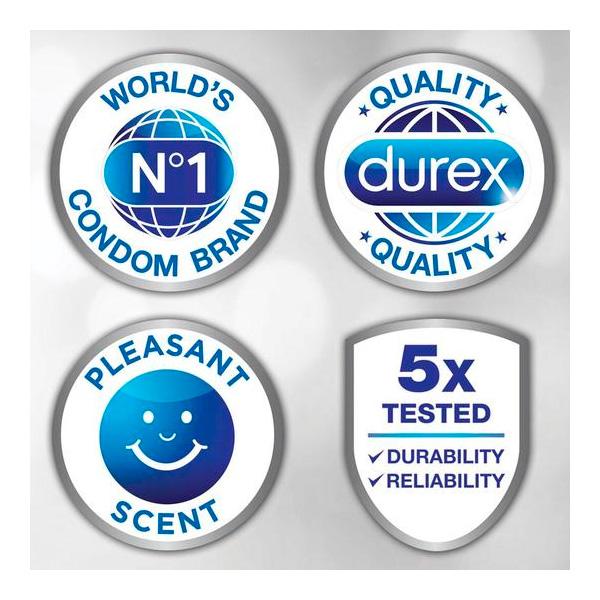 Durex Extra Sensitive 12 Pack Latex Condoms