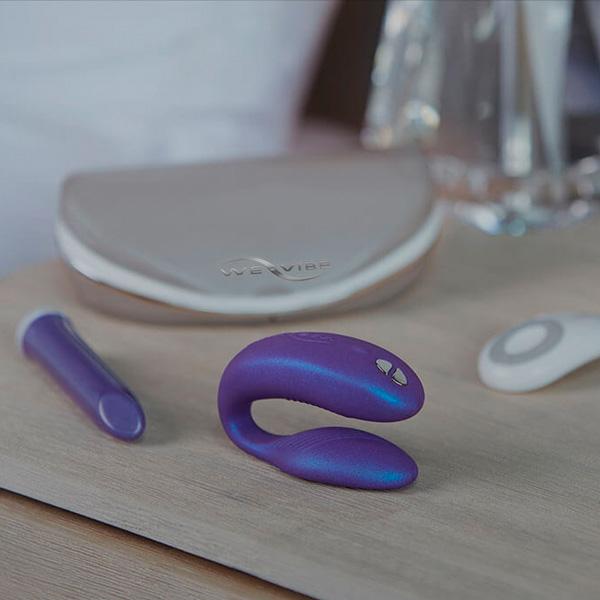 情趣用品We-Vibe Anniversary Collection 星空紫限量紀念套裝