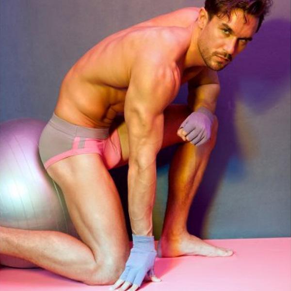 Modus Vivendi - Pride Brief Pink