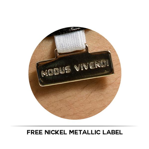 希臘 Modus Vivendi - Meander Blue 性感內褲