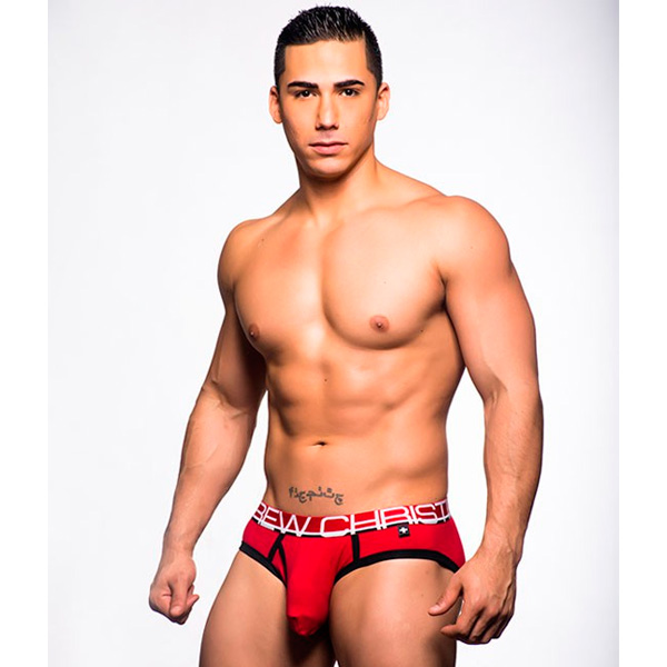 美國 Andrew Christian - Fly Tagless 性感內褲