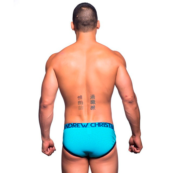 Andrew Christian - CoolFlex Tagless Brief w/ Show-It 性感內褲