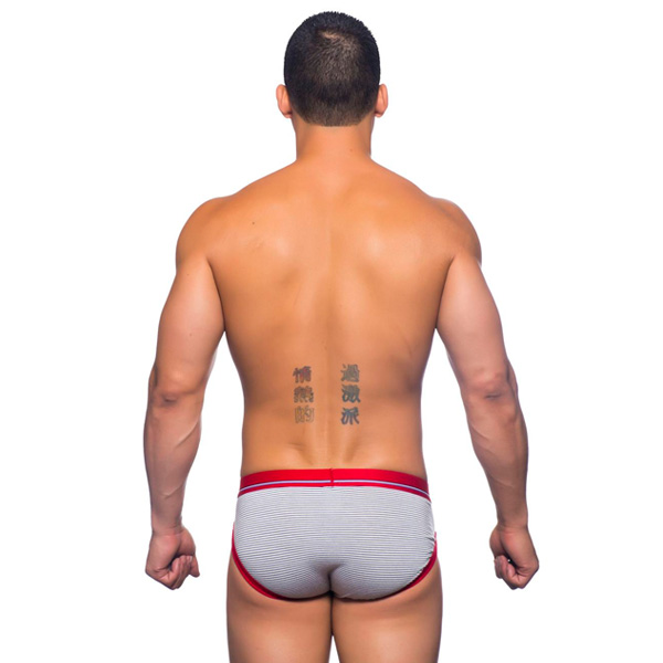 Andrew Christian - California Collection Stripe Brief 性感內褲
