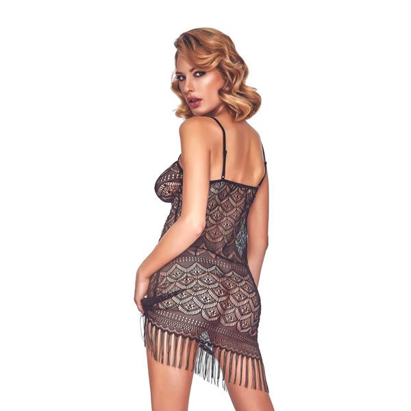 Anais - Physis 性感透明厘士內衣裙