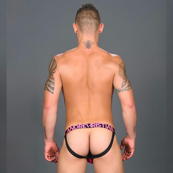 Andrew Christian - Almost Naked Premium Jock - Fuchsia