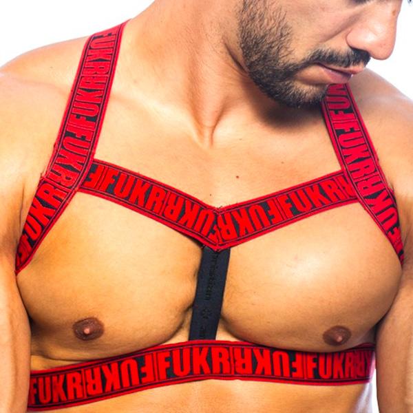 Andrew Christian FUKR Edge Harness