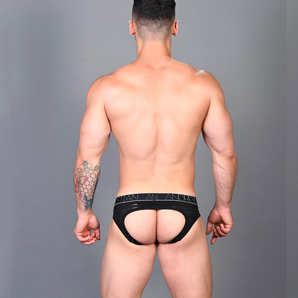 Andrew Christian - Dazzle Locker Room Jock w/ Almost Naked