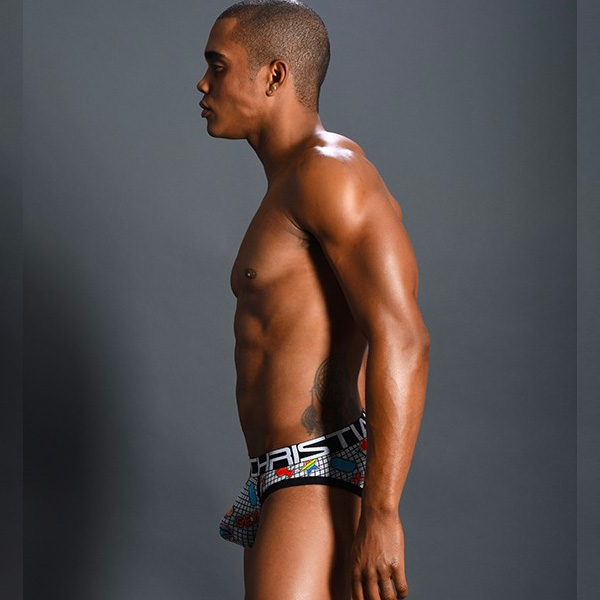 F-Bomb Air Jock w/ Almost Naked