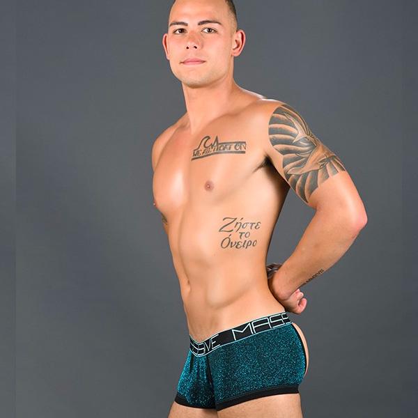 Andrew Christian - MASSIVE Night Sparkle Frame Boxer