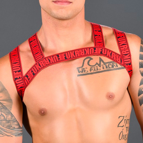 Andrew Christian FUKR Exposed Harness