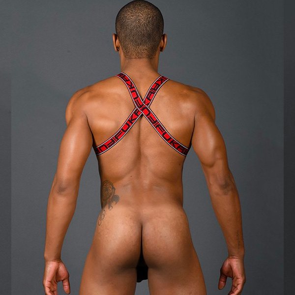 Andrew Christian FUKR Sinful C-Ring Harness