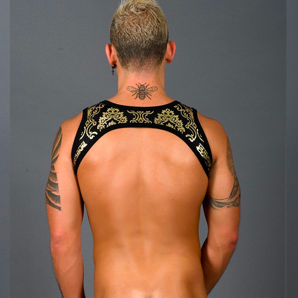 Andrew Christian - MASSIVE Iconic C-Ring Harness