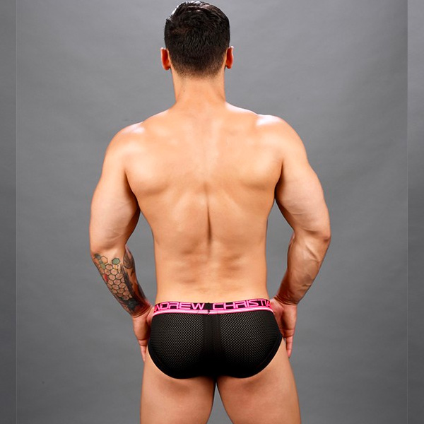 Andrew Christian - Show-It Sports Mesh Brief