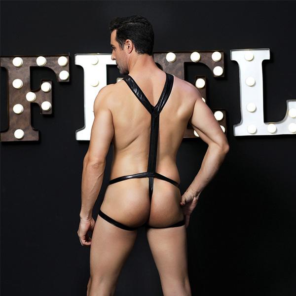 JSY Sexy Harness Singlet 6620
