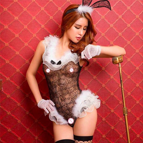 JSY Sexy Bunny Girl Custom Set 6265