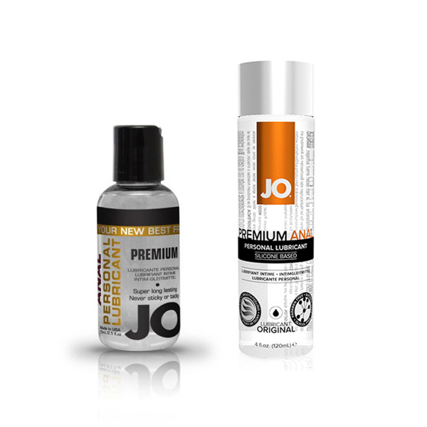 System JO Anal Premium Silicone Lubricant