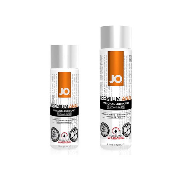 System JO Anal H2O Lubricant Warming