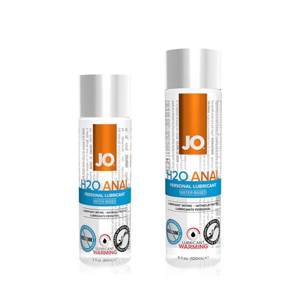 美國 System JO 後庭H20潤滑液 溫熱感