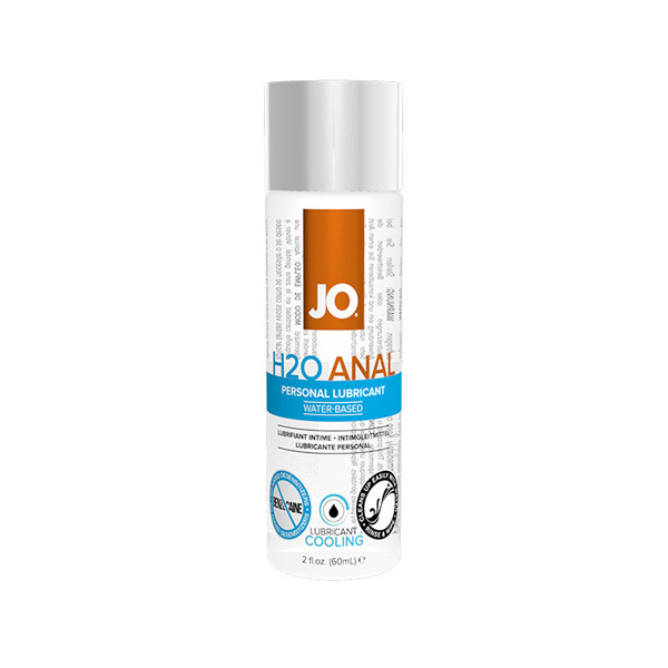 System JO - Anal H2O Lubricant Cool