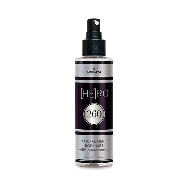 情趣用品Sensuva - HE(RO) 260 Male Pheromone Body Mist