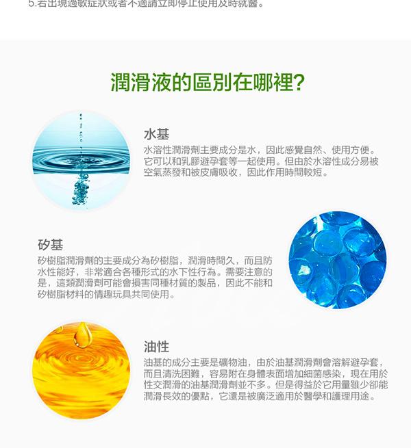 Orgie LUBE TUBE ANAL SENSITIVE 後庭護理水矽混合潤滑液