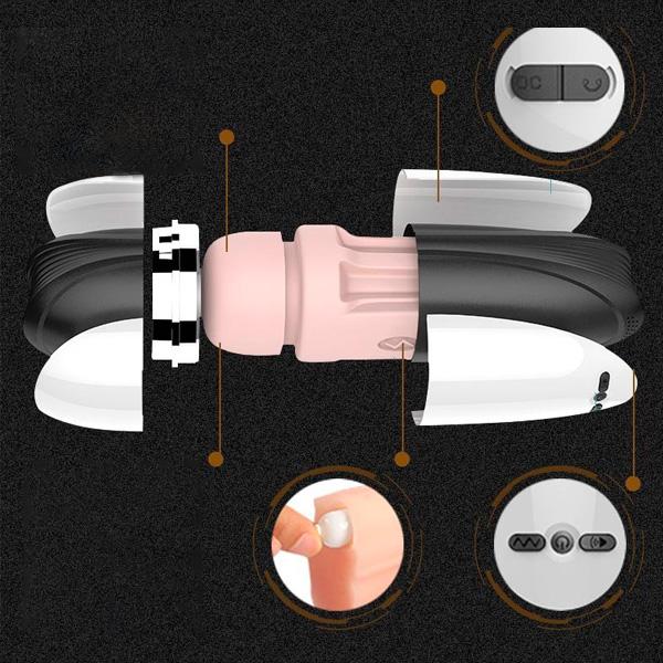 Rends Futura 免提式 雙穴 電動飛機杯