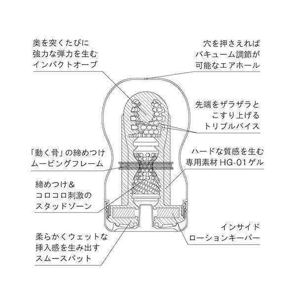 Tenga - AIR-TECH Fit 飛機杯 (柔軟型)
