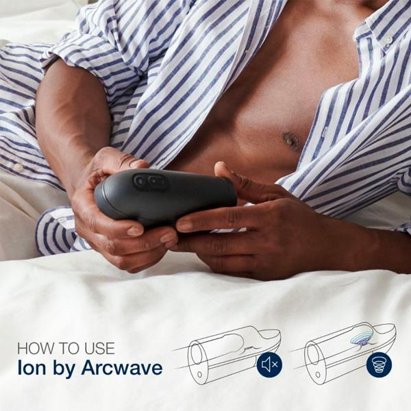 Arcwave Ion 氣流式震動新型態飛機杯