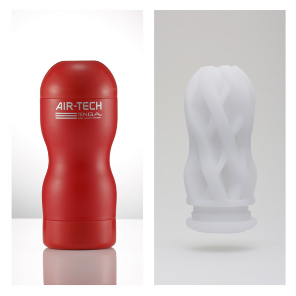 情趣用品Tenga Air-Tech Gentle Masturbation Cup