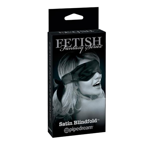 Fetish Fantasy Limited Edition Satin Blindfold