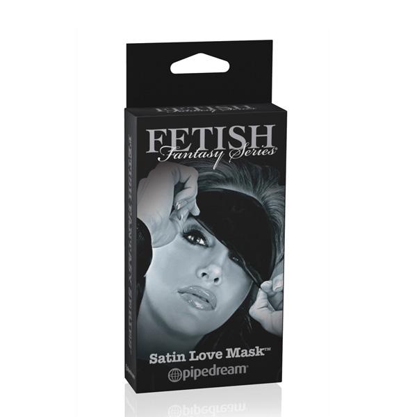Fetish Fantasy Series Limited Edition Satin Love Mask