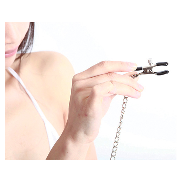 SM VIP Silicone Mouth Gag and Nipple Clips