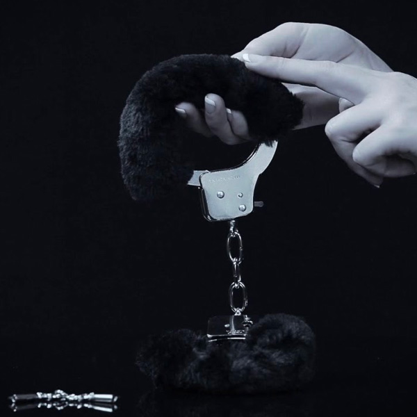 Fetish Fantasy Limited Edition Furry Cuffs