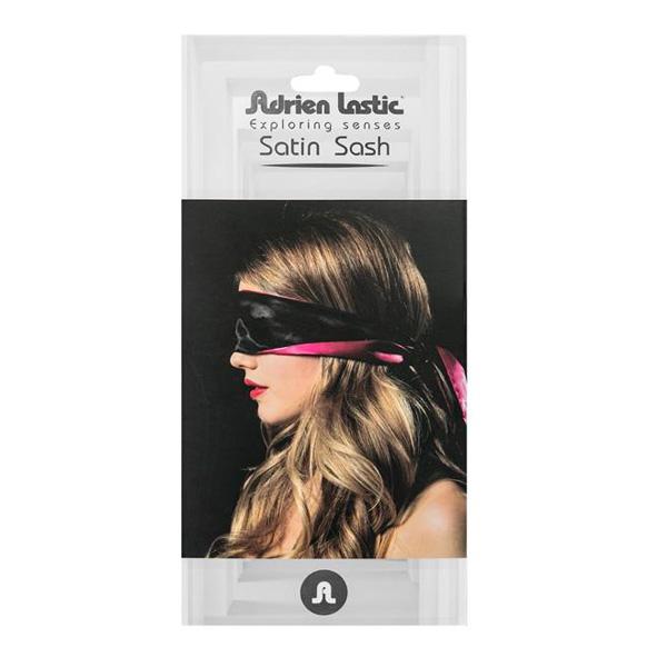 Adrien Lastic Satin Blindfold