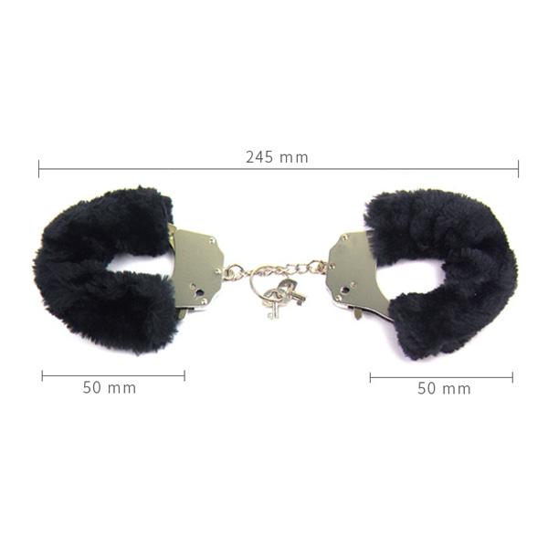RoomFun Furry Cuffs