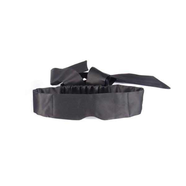 RoomFun 絲綢眼罩及綁帶 束縛套裝