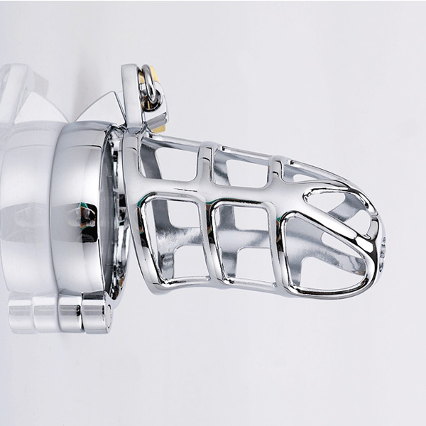 Zeds Production - Stainless Steel Chastity Cage C001