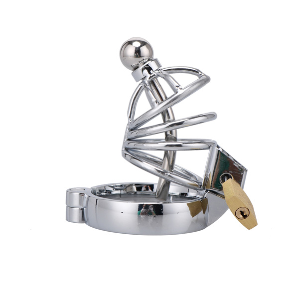 Zeds Production - Stainless Steel Chastity Cage C009