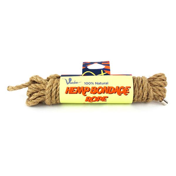 VooDoo 天然大麻束縛繩10 米