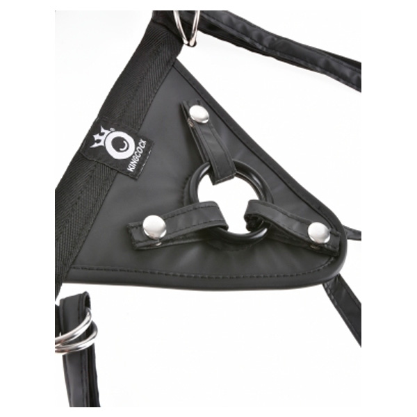 King Cock Fit Rite Harness
