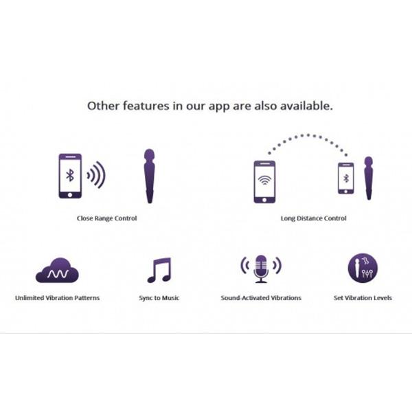 Lovense DOMI 智能手機 Apps 超强按摩棒