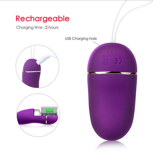 Erocome URSA MINOR Remote Control Wireless Bullet Vibrator